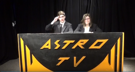 Astroworld Media Weekly Newscast