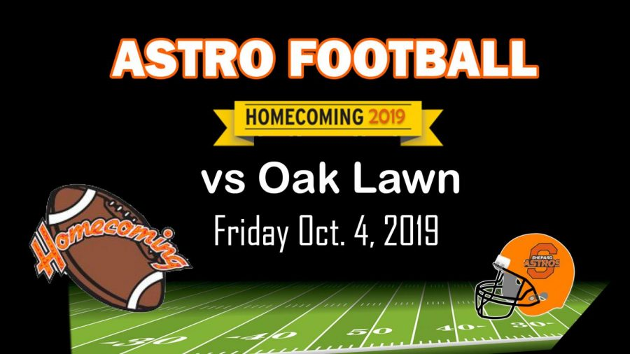 Homecoming Game 10/4/19