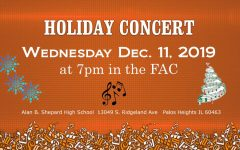12/11/19 Holiday Concert