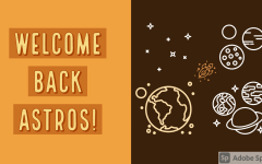 Welcome Back to School Astros