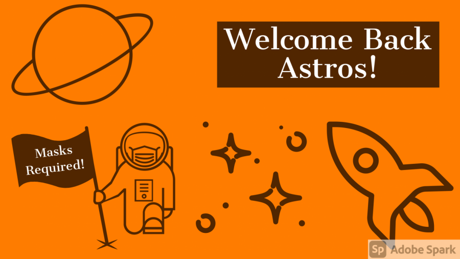 Welcome Back Astros